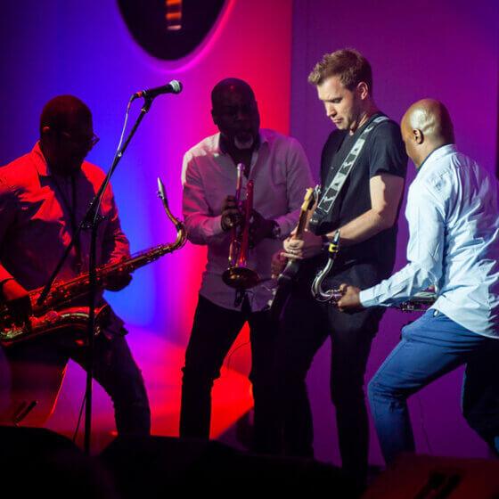 Corporate Event Music Entertainment Portfolio